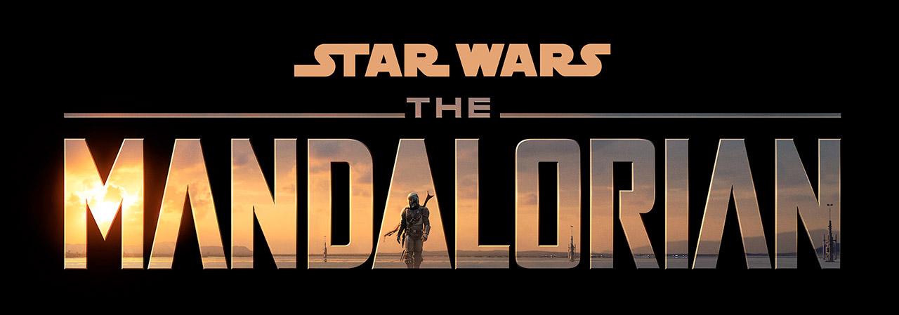 The Mandalorian logo